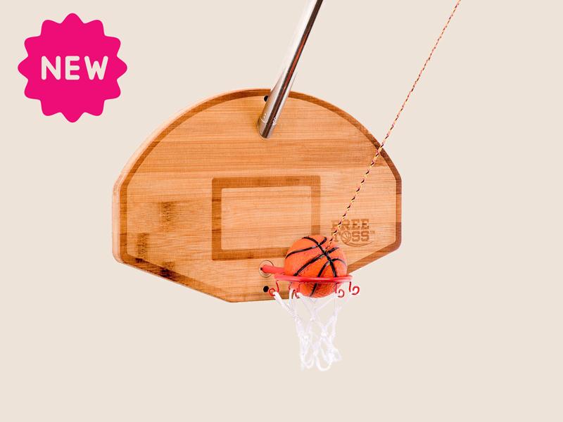 Баскетбол на стене