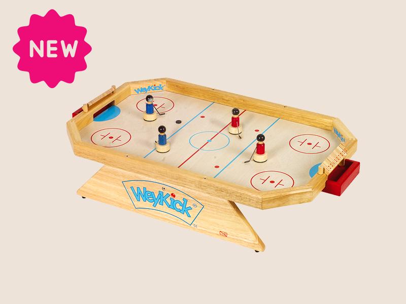 Мини-октагон хоккей